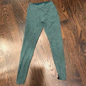 Beyond Yoga green space dye leggings